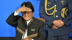 Evo Morales se queja de los lugares con el nombre de Cristóbal Colón