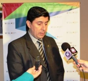 """Facio confirmó que """"ya hay detenidos y elementos secuestrados"""" en el robo a mano armada ocurrido en Ushuaia"""