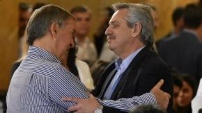 Fernández y Schiaretti: ¡Con los jubilados no!