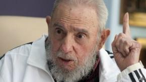 """Fidel Castro tilda de """"holocausto palestino"""" lo que sucede en Gaza"""