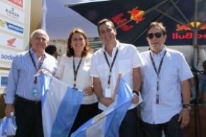 Finalizó ayer con éxito el Dakar en Argentina