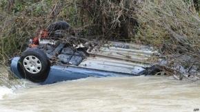Francia: inundaciones dejan tres personas muertas