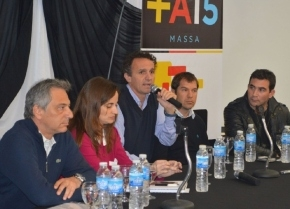 Frente Renovador: Intendentes e integrantes de equipos técnicos encabezaron un encuentro seccional en General Lavalle