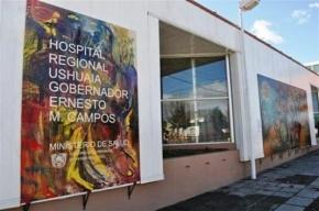 Fue dado de alta el último paciente que estaba en terapia intensiva por Coronavirus en el Hospital Regional de Ushuaia