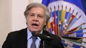 Fue reelecto por cinco años más el uruguayo Luis Almagro como secretario general de la Organización de Estados Americanos
