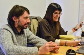 Funcionarios municipales mantuvieron una reunión de trabajo con responsables de comedores, ollas y merenderos