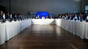 Funcionarios provinciales asistieron a la III Reunión del Consejo de Seguridad Interior