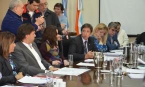 Funcionarios provinciales brindaron asesoramiento técnico a legisladores