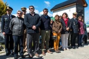 Funcionarios provinciales participaron del homenaje al ex Gobernador Ernesto Manuel Campos