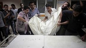 Gaza: al menos cinco muertos tras ataque israelí a hospital