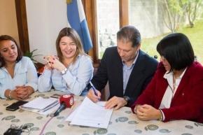 Gobierno acordó con Nación envío de fondos para construir un Centro de Atención en Río Grande