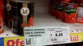 Gobierno acordó descuento en 30 productos de Canasta Navideña