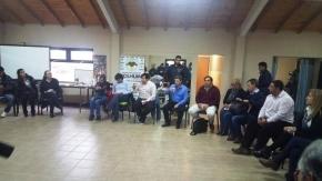 Gobierno avanza con una agenda sobre discapacidad junto al Municipio de Tolhuin