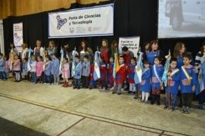 Gobierno dio inicio a la Feria Zonal de Ciencias y Tecnología del Nivel Inicial