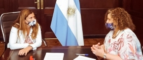 Gobierno firmó convenio de colaboración con Nación para el impulso de capacitaciones en economía del conocimiento