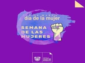 Gobierno no descontará la adhesión al Paro Internacional de Mujeres