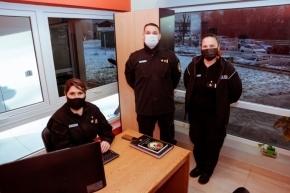 Gobierno y la Policía Provincial inaugurarán una oficina de Género y Familia en Andorra