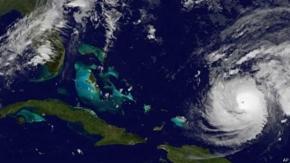 Gonzalo se convierte en huracán de categoría 4 de camino a Bermudas