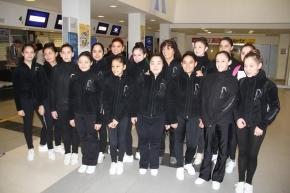 Gracias al intercambio cultural con Tigre jóvenes bailarinas de Río Grande viajan a capacitarse