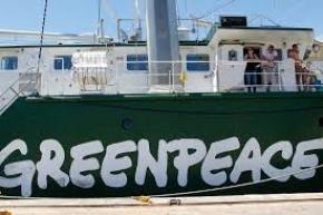 """Greenpeace denunció que la salmonera Nova Austral realizó una """"toma ilegal de mar"""""""
