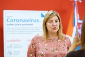 Hoy arriba el avión sanitario con los primeros 96 kits de diagnóstico de Coronavirus
