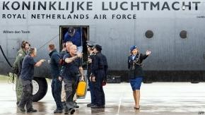 Identifican a 65 víctimas del avión caído en Ucrania