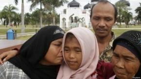 Indonesia: niña desaparecida en el tsunami de 2004 se reencuentra con su familia