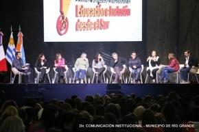 Inició el Segundo Congreso Internacional de Educación e Inclusión desde el Sur en Río Grande