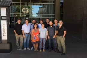 Investigadores del CADIC y de la UNTDF participaron del encuentro del cierre del proyecto CLIMAR