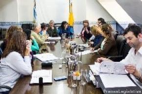 IPAUSS: La Comisión 865 recibió afiliados pasivos y activos