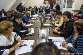 IPAUSS: Legisladores recibieron opinión sobre la Caja y proyectos de reforma