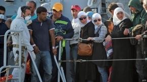 Italia pide a la ONU que ayude a Libia con los refugiados