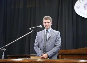 Jura Leonardo Gorbacz como representante del Ejecutivo en el Consejo de la Magistratura