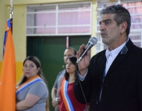 """López Silva afirmó que """"hay que recuperar la confianza de los docentes"""" en el inicio de un nuevo ciclo lectivo"""