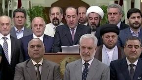 La Casa Blanca elogia al ex primer ministro de Irak por retirarse de su cargo