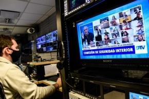 La Comisión de Seguridad de la Cámara de Diputados debtió un proyecto para prevenir delitos digitales