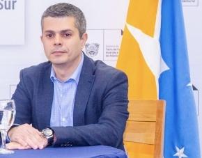 """""""La construcción de consensos es fundamental en la causa Malvinas"""", aseguró Dachary"""