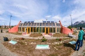 La casa autosustentable Nave Tierra será reabierta por Vuoto, pese a haberla criticado