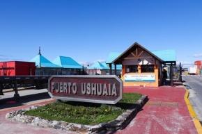 La Dirección Provincial de Puertos explicó los controles que se realizan a pasajeros de cruceros