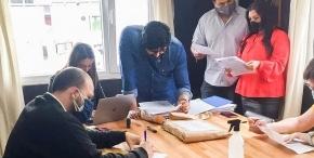 La DPOSS abrió los sobres de la licitación para el mantenimiento de colectores cloacales de Ushuaia y Tolhuin