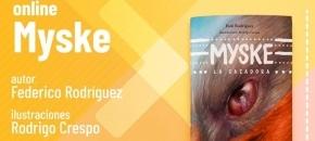 La Editora Cultural Tierra del Fuego presentará el libro Myske