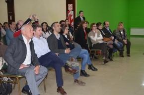 La Gobernadora agradeció a estudiantes y profesionales por su compromiso en cada proyecto presentado