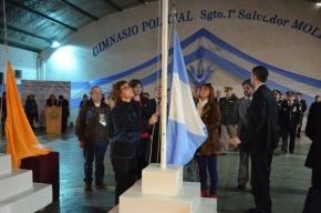 La Gobernadora Ríos encabezó la ceremonia de conmemoración del Éxodo Jujeño