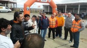 La gran fiesta de los Reyes Magos para los niños de Río Grande se realizó en el Autódromo