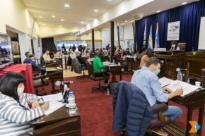 La Legislatura realizó su primer plenario de comisiones para discutir el Programa de Recuperación Social