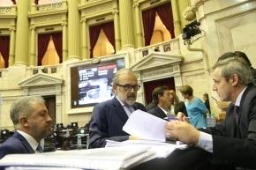 """""""La Ley de Financiamiento Productivo busca generar previsibilidad fiscal y nuevas reglas para el empleo"""""""