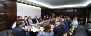 La ministra Castiglione participó de la reunión preliminar del Consejo Federal de Medio Ambiente
