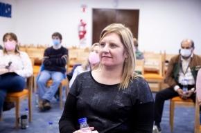 """La ministra de Salud pidió continuar """"la lucha activa contra la pandemia y seguir las normas de prevención"""""""