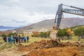 La Municipalidad de Ushuaia destinará 120 millones para la red eléctrica de la Urbanización General San Martín