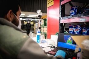 La Municipalidad de Ushuaia ya realizó más de 30.000 mediciones de temperatura en supermercados